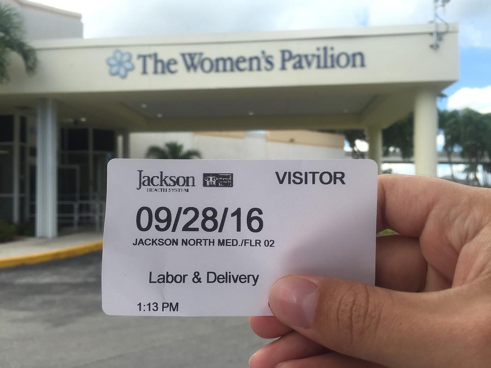 Роды в США - Jackson North Medical Center