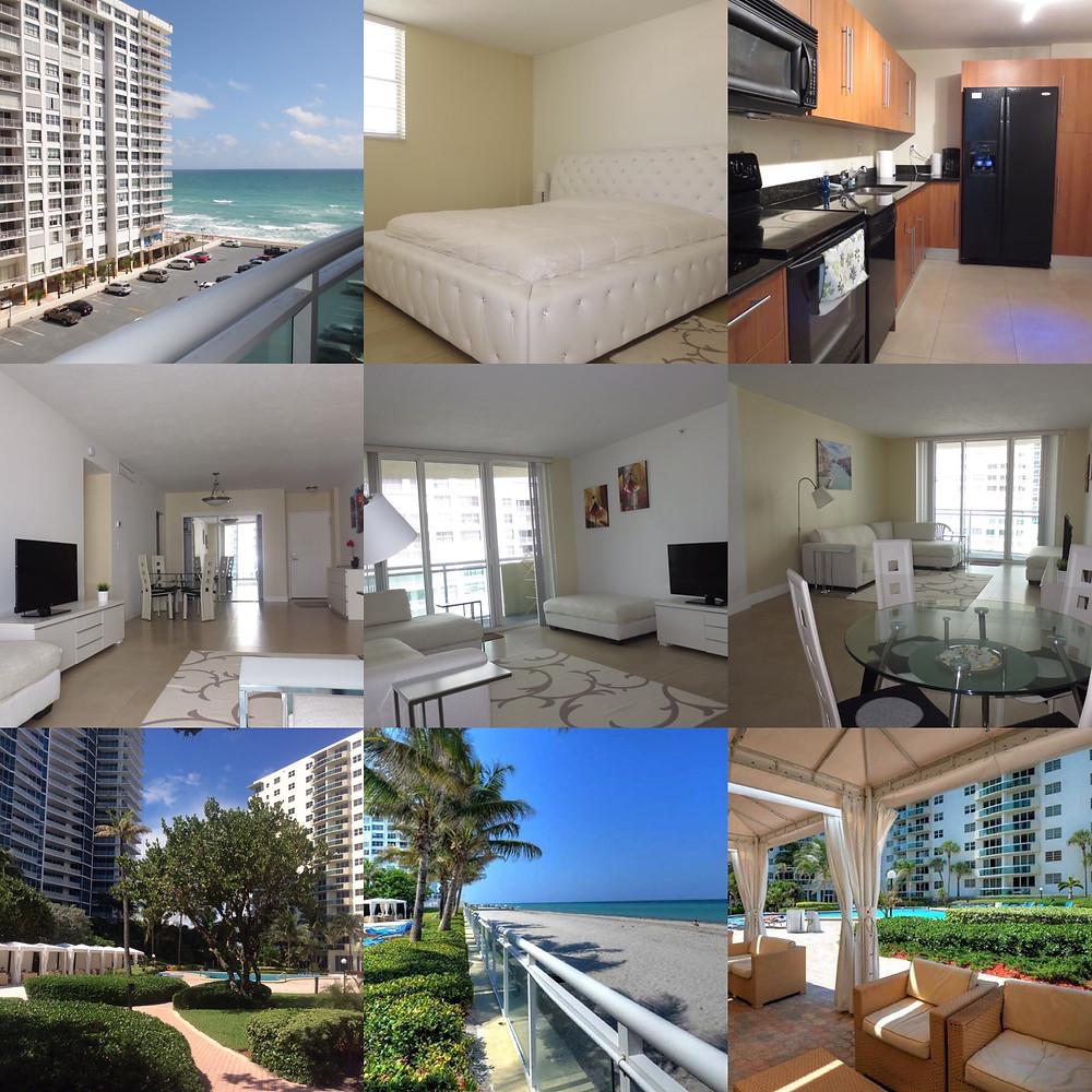 Residences 3000 S Ocean Dr Hollywood Beach