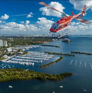 Экскурсия на вертолете по Майами