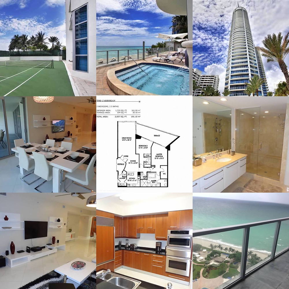 Аренда квартиры в Майами - Флоридакидс