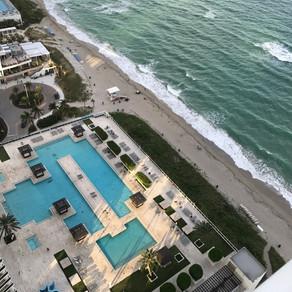Поиск и осмотр квартиры в Майами Beach Club Two