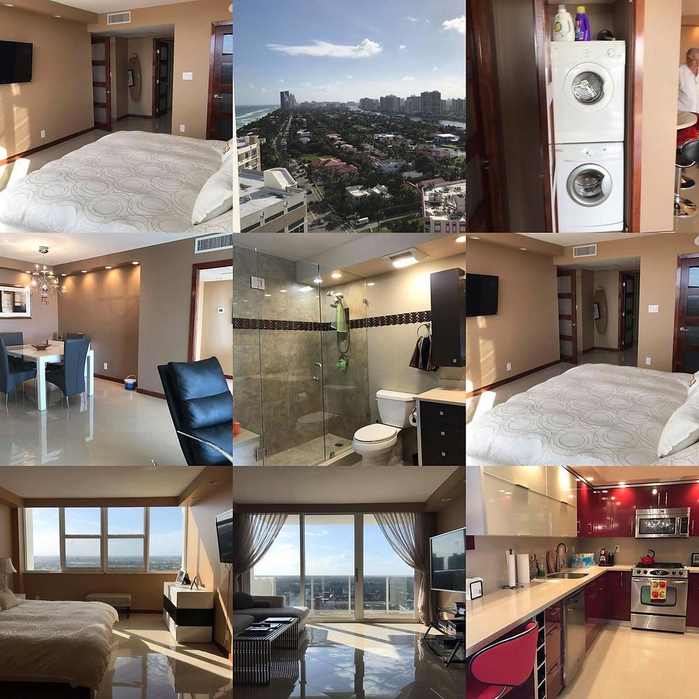 Квартира в  Майами на короткий срок