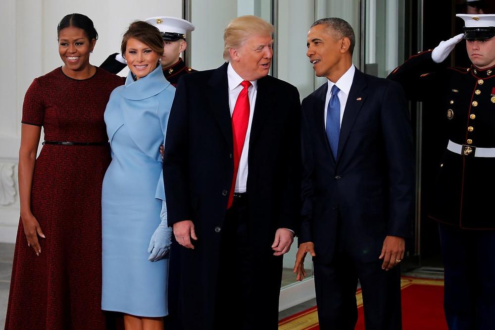 Инаугурация президента США дональда Трампа
