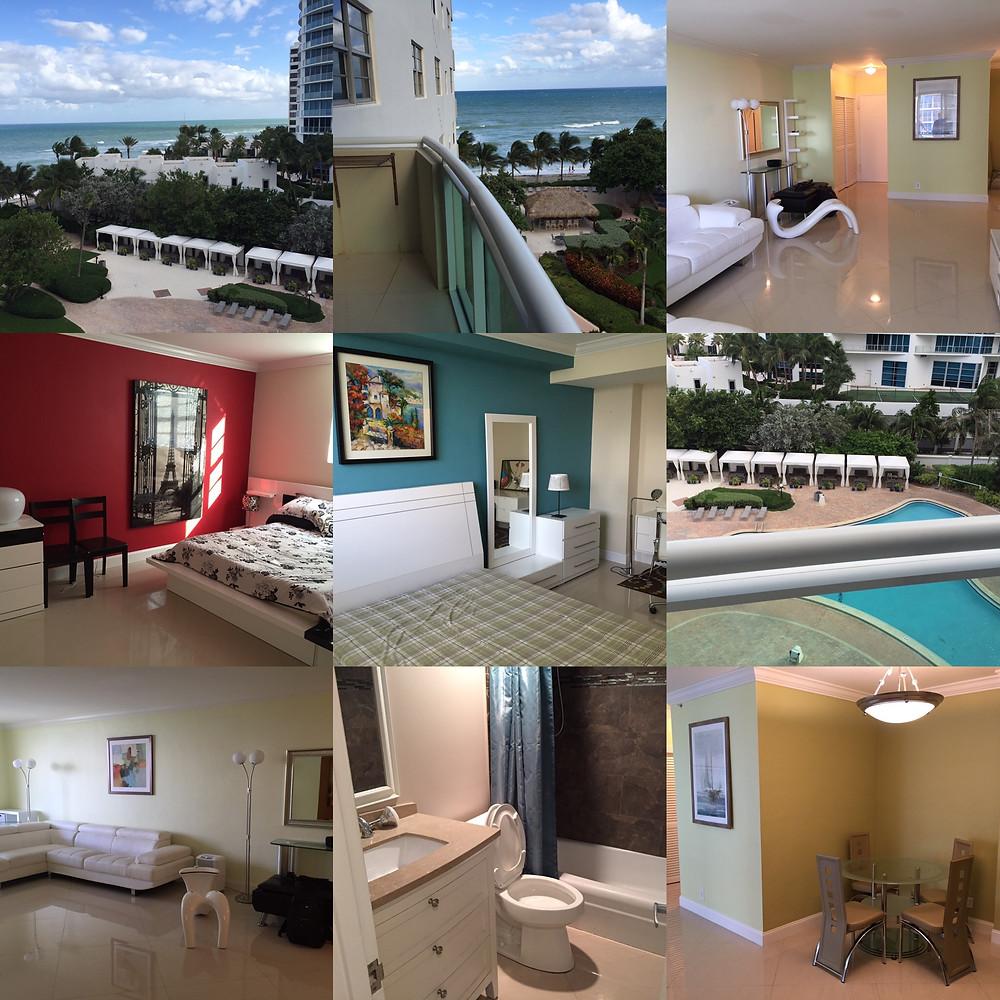 Апартаменты в Майами на Новый Год