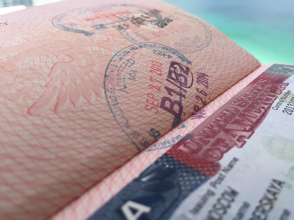 Виза в США - виза в Америку 2018