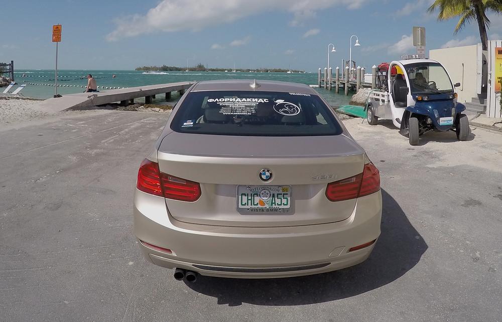 Флоридакидс аренда авто в Майами
