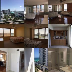 Alexander Tower 3505 S. Ocean Dr. Hollywood, FL, 33019 - 2/2 bed