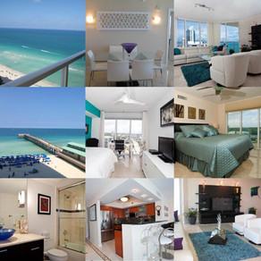 Аренда квартиры в Майами La Perla 2/2 bed 4900$