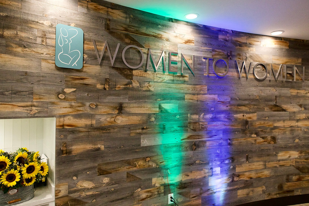 Новый офис доктора Светланы Масляк - Woman to Woman