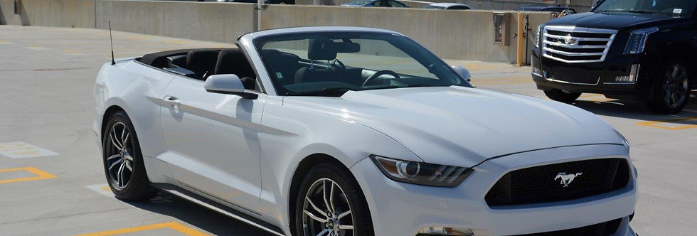 Ford Mustang Convertable 2017