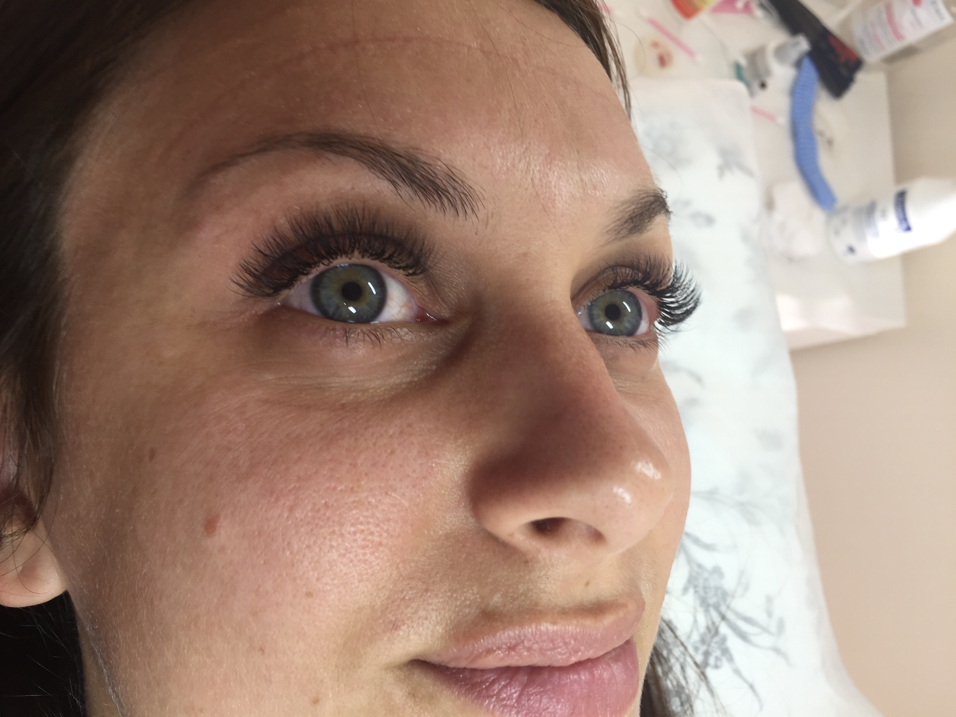 eyelash extensions - Miami
