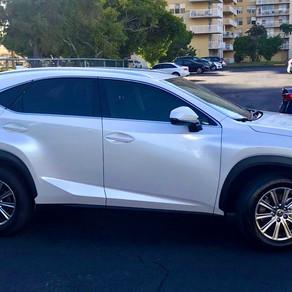 Новый Lexus NX300 2020г за $40 в сутки!