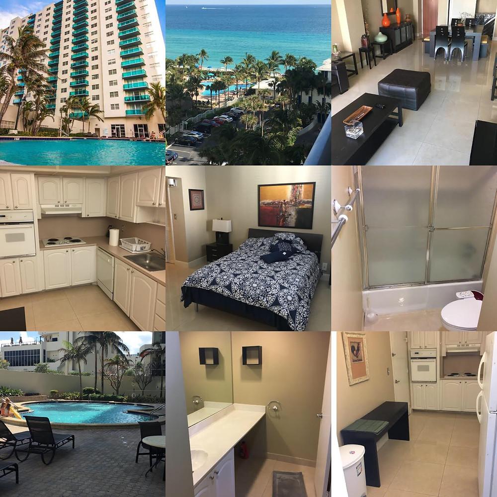 Аренда квартиры в Майами - Sian