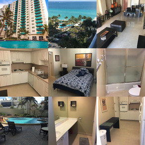 Аренда квартиры в Майами здание Sian 1/1 bed room