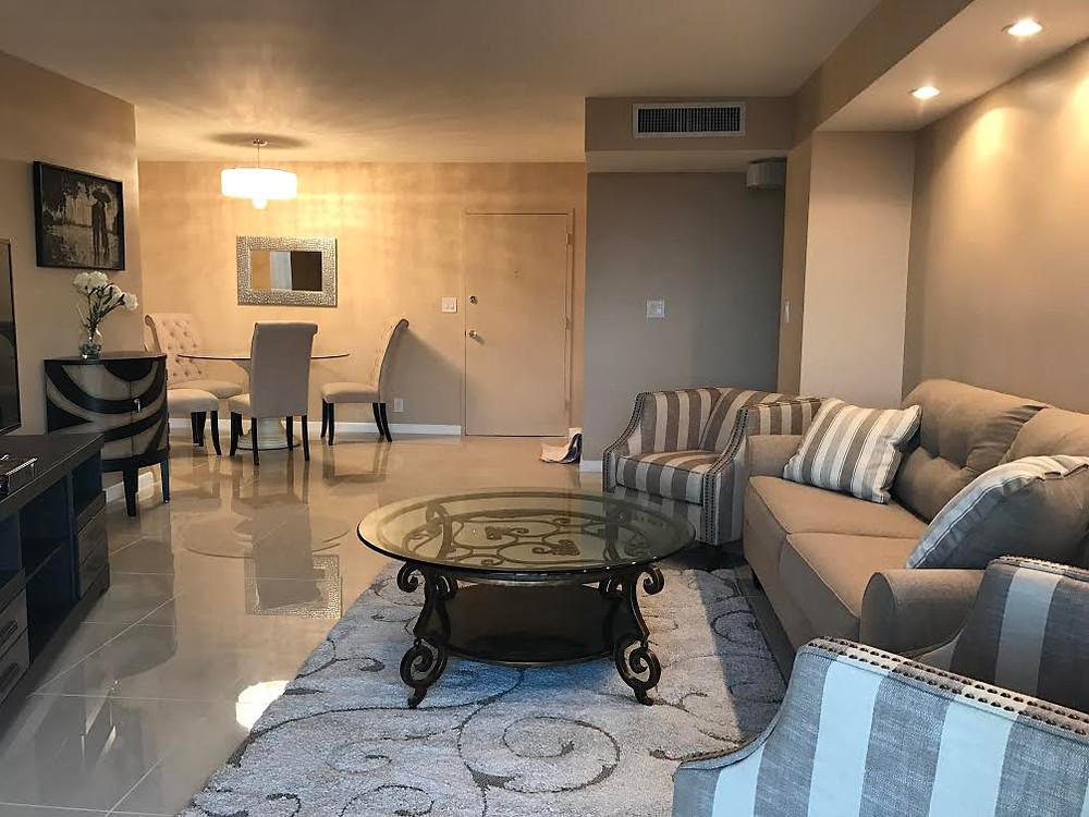 Квартира в Майами ремонт и дизайн
