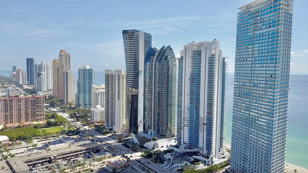 Район Sunny Isles Beach - аренда квартиры в Майами