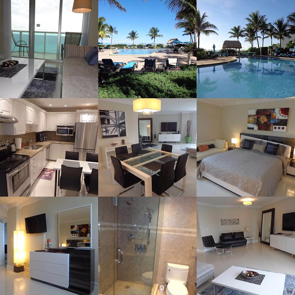 Аренда квартиры в Майами - Tides 3801 S Ocean Dr Hollywood