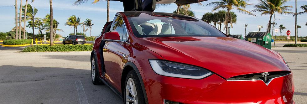 Tesla Model X 75D 2016