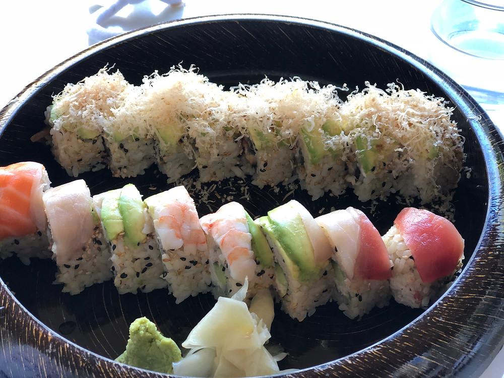 Miami sushi Makoto japanese