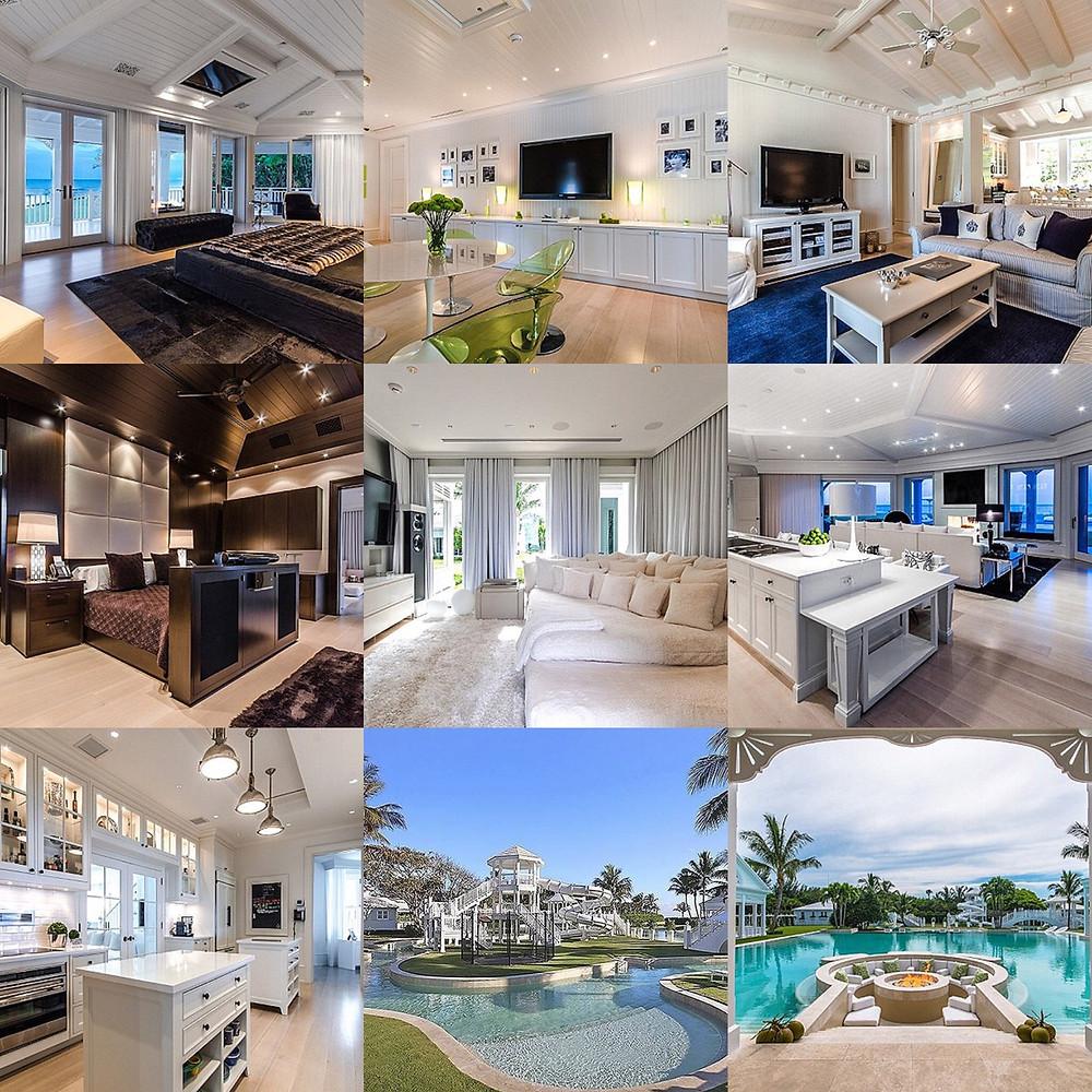 Селин Дион недвижимость Флорида