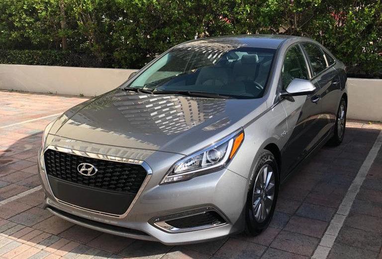 Hyundai Sonata Hybrid 2018