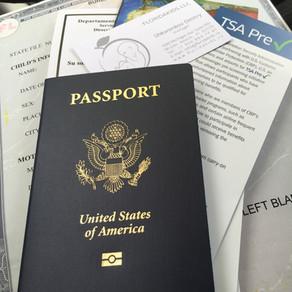 Паспорт США новорожденным в Америке, часть 2