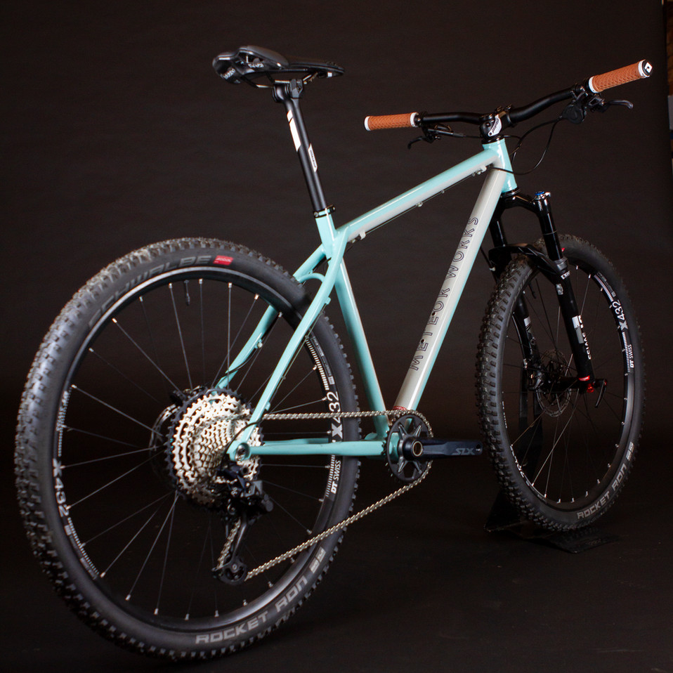 Lee's Hardtail
