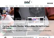 Bike fit info