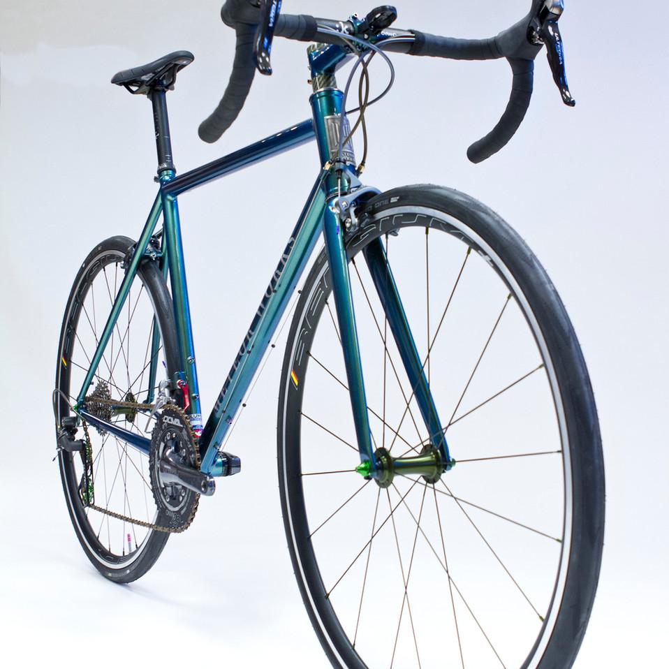 James' Road Bike