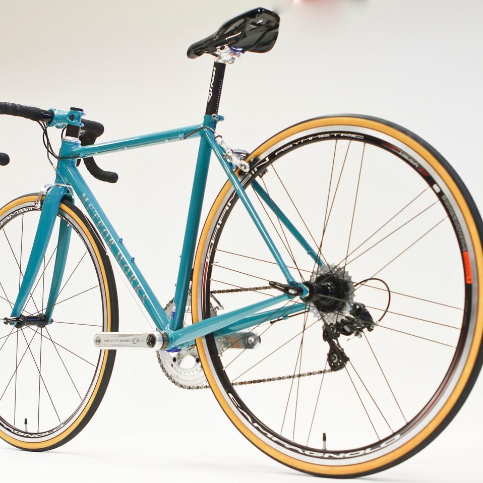 Fiona's Road Bike