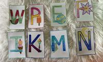 Maggie Reznik's letters