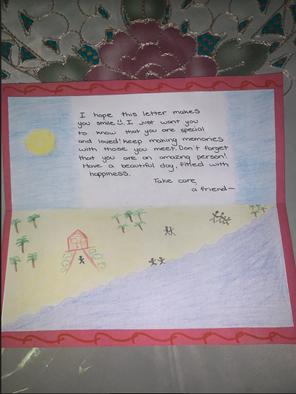 Yanet's Letter