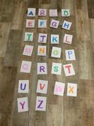 James Ubi's letters