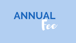Why is there an annual fee?