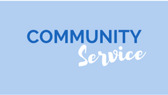 Why is community service important?