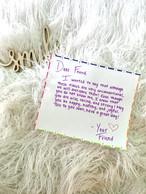 Maggie's Letter