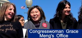 Congresswoman Grace Meng's Office