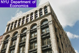 NYU Department of Economics