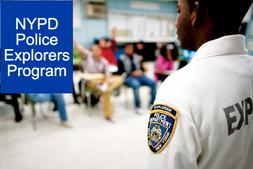NYPD, Police Explorer's Program