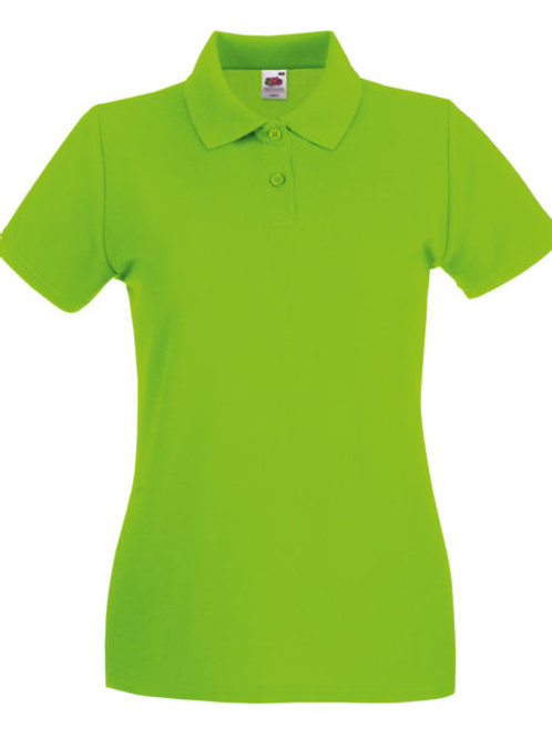 Ladies fitted Premium FOTL Polo Shirt