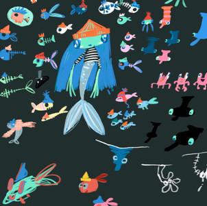 Mermaid Joki