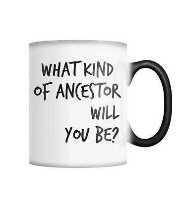 Good Ancestors Color Changing Mug