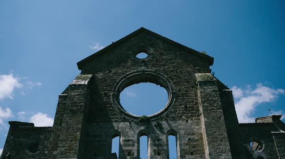 San Galgano Abbey - Siena