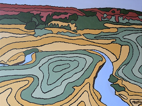 Meandering Meech Creek(Richard Austin)