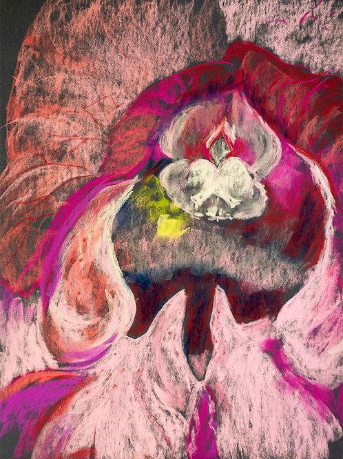 """Tibetan Orchid""(Lynne Bedbrook)"