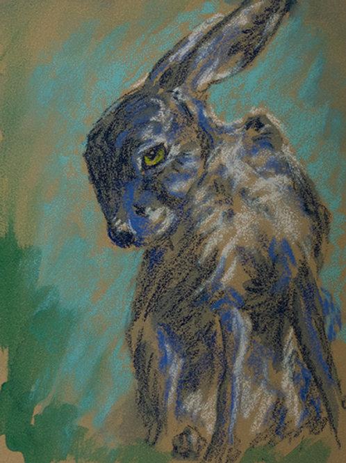 """Bunny 1""(Lynne Bedbrook)"