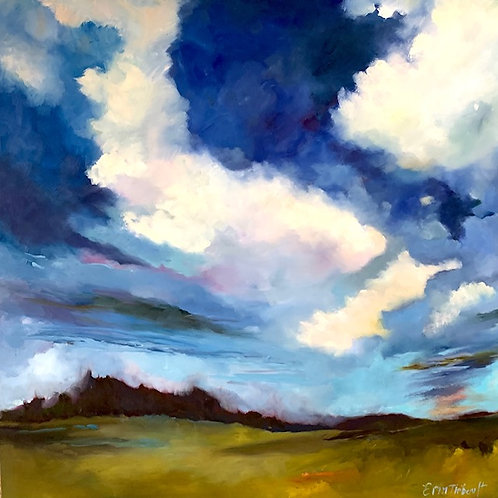 """The Earth and Sky""(Erin Thibault)"