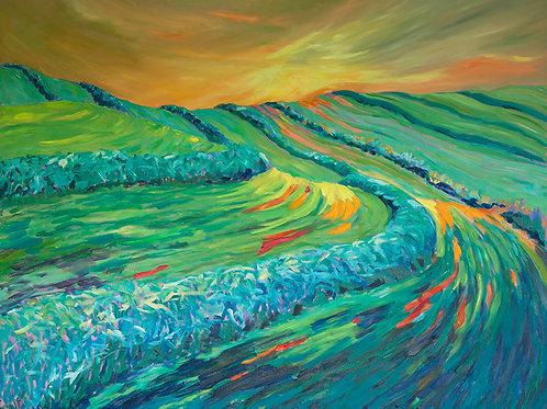 """""""Fields""""(Lynne Bedbrook)"""