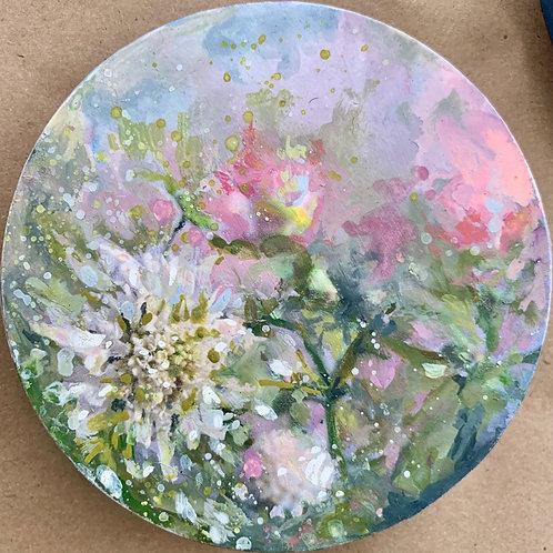 """Floral 12""(Stela Mandrak-Pagani)"