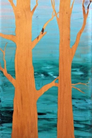 """Turquoise Waters""(Jamie Munro)"